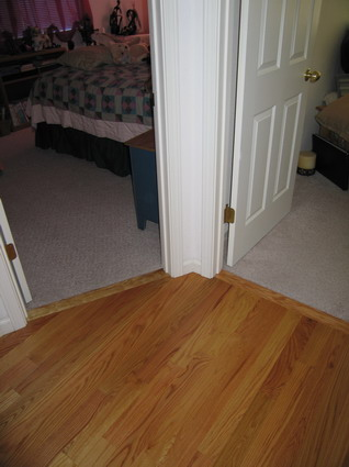 Easy Transitioning Between Rooms Carpet Or Tile This Can